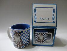 "Vintage 1992 Potpourri Press ""Calico"" Cat Coffee or Tea Mug (815030)"
