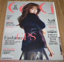 CECI ANOTHER GIRLS' GENERATION SOOYOUNG GIRL'S DAY HYERI MAGAZINE 2014 NOVEMBER