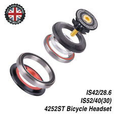 4-Jeri FPD 1 1//8 A-Headset Black BMX MTB