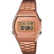 Casio | retro reloj de pulsera digital | LED Light-alarma-cronómetro-timer | b640w