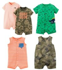 Boys Summer Lot Baby Rompers Creepers One Piece Shower Gift Huge