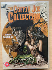 The Coffin Joe Collection DVD Box Set Brazilian Horror Movie Classics Anchor Bay