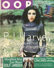 MAGAZINE OOR 1998 nr. 19 - P J HARVEY/UNDERWORLD/EELS/BELLE AND SEBASTIAN