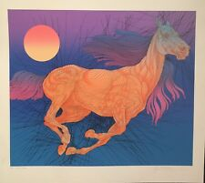 "GUILLAUME AZOULAY ""VITESSE"" LIMITED EDITION SERIGRAPH ON PAPER HAND SIGNED COA"