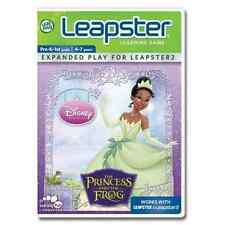 LeapFrog Leapster Learning Game: Disney The Princess and the Frog, Very Good