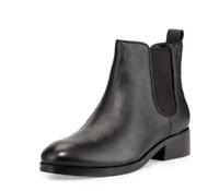 NIB Women's Cole Haan Landsman Bootie Black Leather Size 9