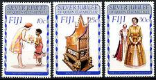 Fiji 1977 Silver Jubilee MNH Set #R311