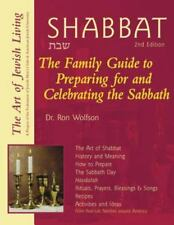 Shabbat, 2nd Edition: The Family Guide to Preparing for and Welcoming the Sabbat