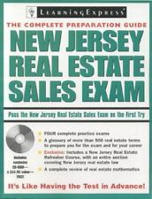 New Jersey Real Estate Sales Exam by LearningExpress Staff