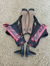 New listing Madshus cross country ski pole grips, straps and baskets