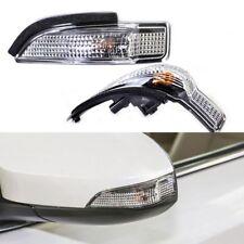 Pair Wing Mirror Indicator Turn Signal Light Lamp 81730-02140 Camry Avalon