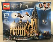 Lego 75954 Harry Potter Hogwarts Great Hall Never Opened, new in box 878 pieces