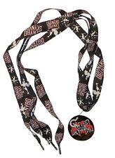 Shoelaces Lynyrd Skynyrd Rock Music Band
