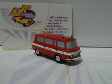 Schuco-Piccolo Auto-& Verkehrsmodelle mit Feuerwehr-Fahrzeugtyp aus Druckguss