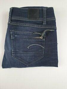"""G-Star Raw Jeans - 5204 Midge Cody Skinny - Blue - 30"""" Waist"""