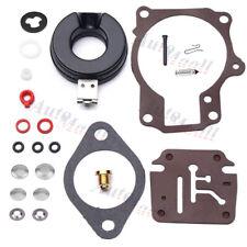 Carburetor Repair Kit for 1983 Evinrude 25HP E25RSS Engines E25RWCTE E25RLCTE