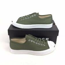 NEW Converse Jack Purcell JP Ox Surplus Green White Mens Shoes Sneakers Size 9