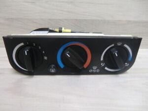 BMW E36 Heizungsregler Regler Gebläse Klimabedienteil Siemens 1393870
