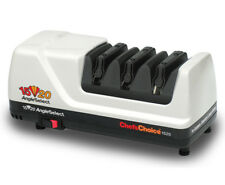 Chef's Choice Electric Diamond Knife Sharpener Professional CC1520 Black