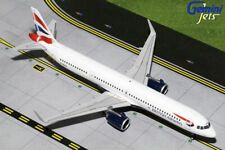 GEMINI 200 (G2BAW802) BRITISH AIRWAYS A321NEO 1:200 SCALE DIECAST METAL MODEL