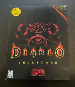 Diablo Shareware (PC, Blizzard) - Complete