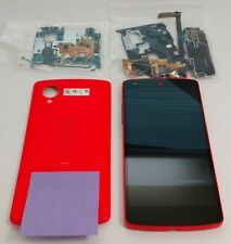 "FOR PARTS - LG Nexus 5 Red D821 16GB (FACTORY UNLOCKED) 4.95"" , 8MP , 2GB RAM"