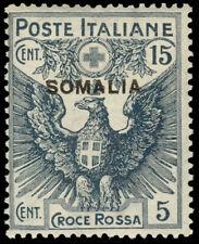 Somalia #B2 MNH CV$125.00 1916 15c+5c SLATE