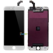 TOUCH SCREEN LCD DISPLAY SCHERMO VETRO + FRAME PER APPLE IPHONE 6 PLUS BIANCO