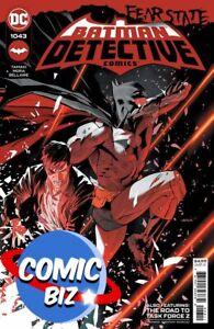 DETECTIVE COMICS #1043 (2021) 1ST PRINT MORA MAIN COVER DC COMICS ($4.99)