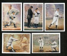 1994 Ted Williams Card Co Complete 9-Card Locklear Collection Insert Set NM