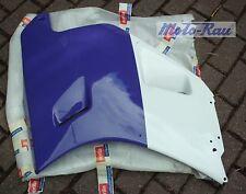 APRILIA AF 1 125 Futura 1991 SEITENVERKLEIDUNG VERKLEIDUNG rechts violet / weiß