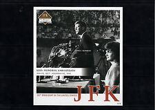 St Kitts 2013 MNH John F Kennedy 50th Memorial Anniv 1v S/S I JFK US Presidents