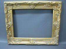 Golden Baroque Frame Photo Frame Picture Frame Wood Golden 54 Cm x 44 Cm