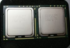 2 x Intel Xeon Hex Core X5690 @ 3.46GHz, 6.4GT/s QPI, CPU's, Matched Pair.