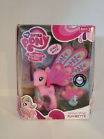 "My Little Pony Glimmer Wings ""Ploomette"" Friendship is Magic NIB G4 2011"