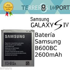 Bateria Interna Repuesto Samsung Galaxy S4 Capacidad Original B600BC i9505