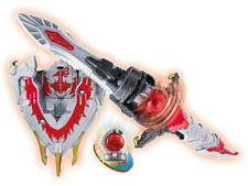 Uchu Sentai Kyuranger Transformation Sword DX Houou Blade & Houou Shield New