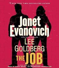 Janet Evanovich THE JOB Unabridged CD *NEW* $35 Value 1st Class Ship!