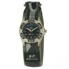 Ravel Army Camouflage Watch Childrens Kids Boys Easy FastenSports xmas Gift