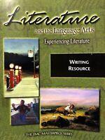 EMC Literature & The Language Arrs: Writing Resource: Birch Level: 9th Grade
