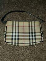 Burberry handbag shoulder bag.