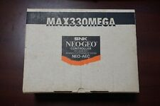 SNK Neo Geo AES Controller original arcade stick gamepad V-good boxed US Seller