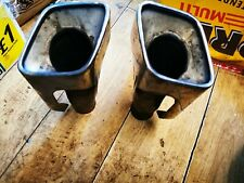 2011 LAND ROVER RANGE ROVER SPORT TDV6 AUTOBIOGRAPHY EXHAUST TIPS x PAIR