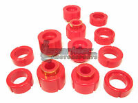 Prothane Body Mount Bushings Kit 88-98 Chevy/GMC Pickup 2/4WD Standard Cab Red