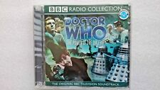Doctor Who , The Power of the Daleks (BBC Audio CD 2004) - NEW and SEALED
