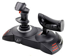 T-Flight Hotas X Joystick Simulatori Di Volo (PS3 / PC) THR THRUSTMASTER