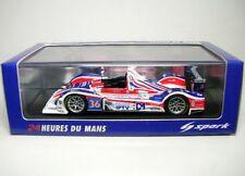 HPD ARX 01 D N° 36 Du Mans 2011
