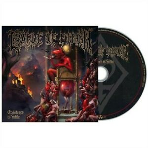 CRADLE OF FILTH Existence Is Futile CD NEW &SEALED