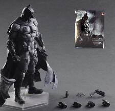 "BATMAN VS SUPERMAN/ DAWN OF JUSTICE  27 CM- PLAY ARTS 10"" WITH BOX"