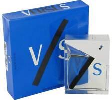 Versus V/S by Versace Men Eau De Toilette Spray 50ml 1.7oz original pack RARE
